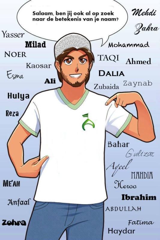 islam namen